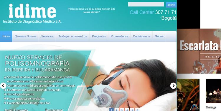 DESARROLLOS DE SITIOS WEB